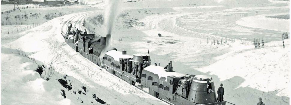 A Remarkable Armored Train Fought Its Way Across Eurasia