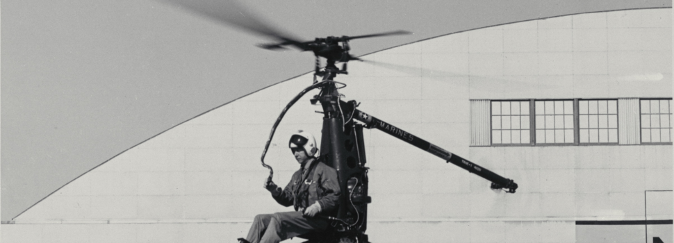 U.S. Marines' Portable Helicopters Were Too Crazy to Survive