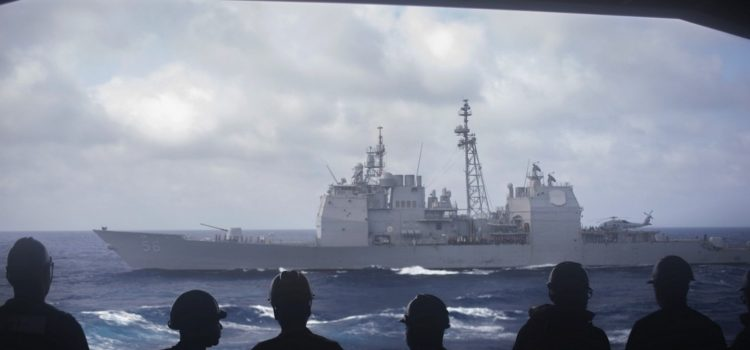 How a Malaysian Playboy Controlled the Most Powerful Naval Force on the Planet
