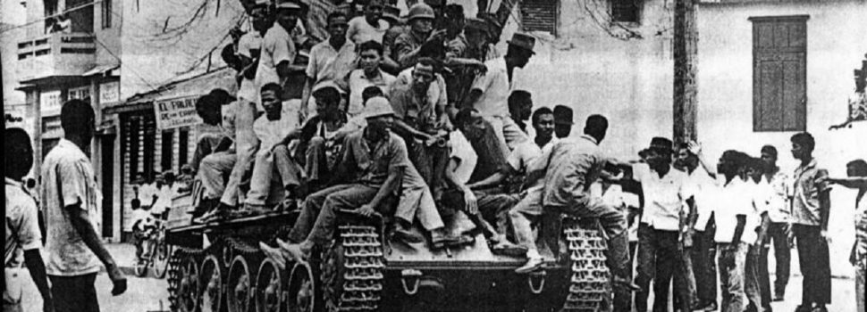 In 1965, U.S. and Dominican Tanks Fought Brief, Violent Skirmishes