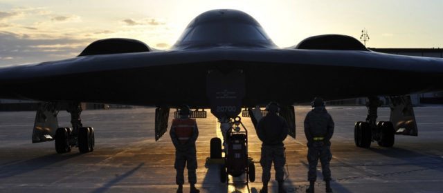 It's Not Just 'Strangelove' —Today's Bombers Rely on America's Weakest Nuclear Links