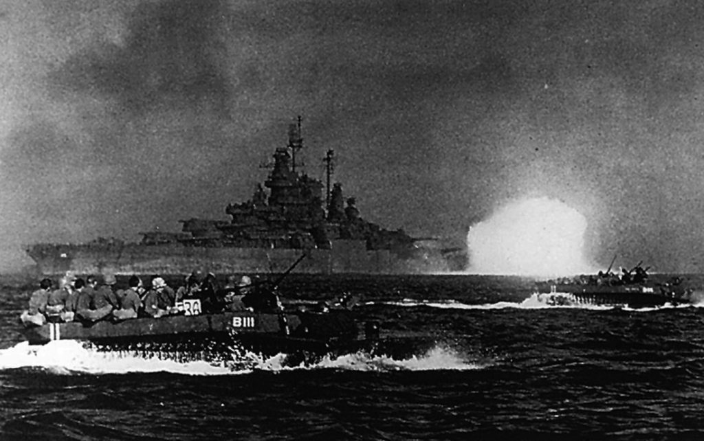 The Battlecarrier Was Part Battleship, Part Aircraft Carrier