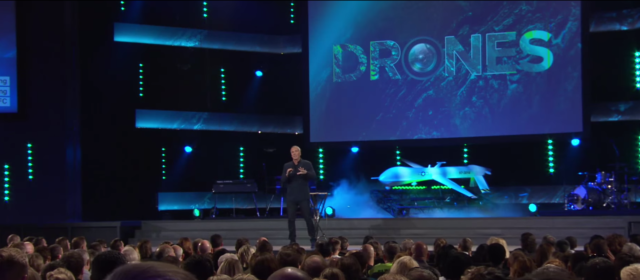 Texas Megachurch Preaches the Power of Drones