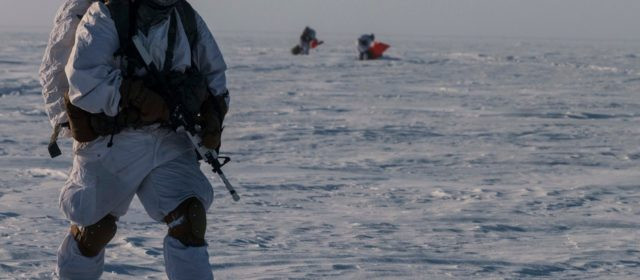 U.S. Troops Hunted for Mock Satellite in Arctic War Game