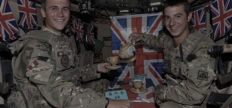 The British Perfected the Art of Brewing Tea Inside an