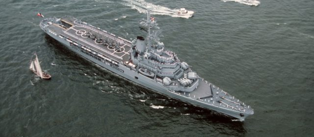 A Half Century of Half Aircraft Carriers