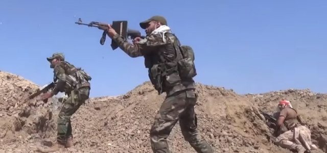 Before They Attacked the Kurds, Shia Militias Undermined the Campaign for Mosul