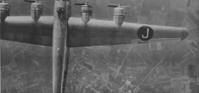 In 1944, a Malfunctioning B-24 Bomber Required Mid-Air Surgery