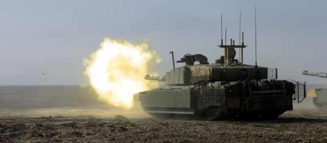 As Other Countries Build Better Tanks, Britain's Challenger 2 Falls Behind