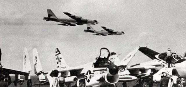 These Madmen Flew B-52 Bombers at Wave-Top Heights