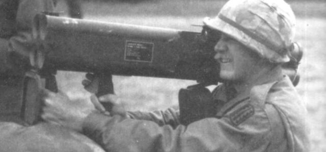 This Rocket Launcher Was the U.S. Army's Last Flamethrower