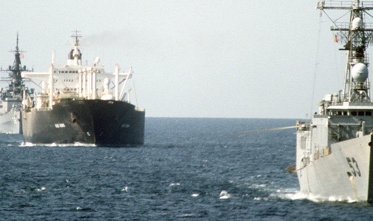 Is the U.S. Navy Too Small to Protect Convoys?