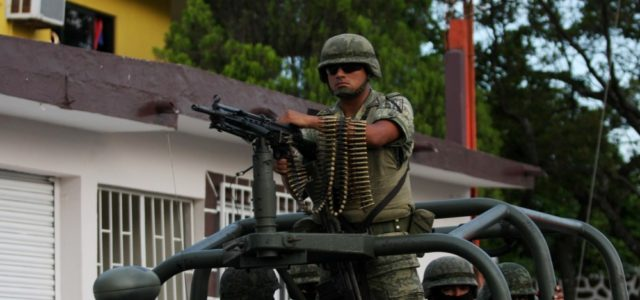 Mexico's 'Kingpin Strategy' Took Out 107 of 122 Drug Lords in Five Years