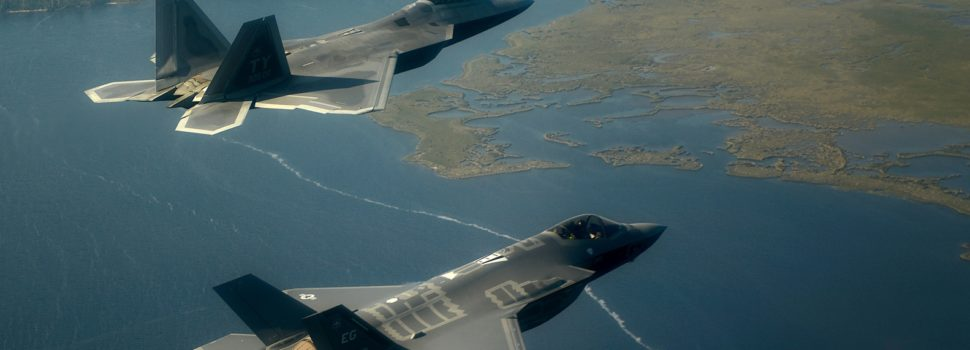 The U.S. Air Force Probably Can't Afford to Replace the F-22