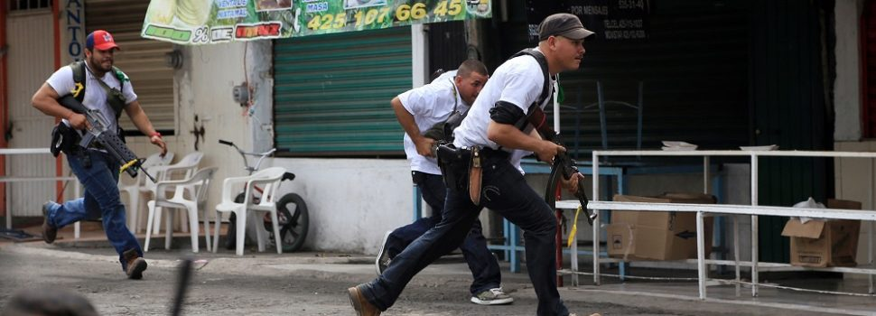 Mexico Has No Clue What to Do About Vigilante Militias