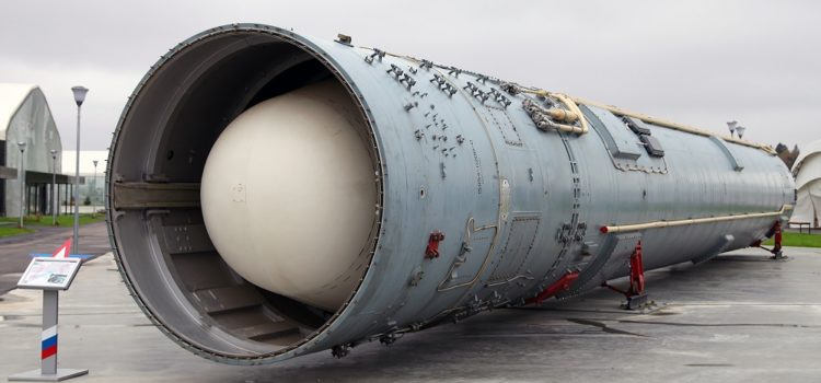 How Russia's Avangard Hypersonic Weapon Will Launch
