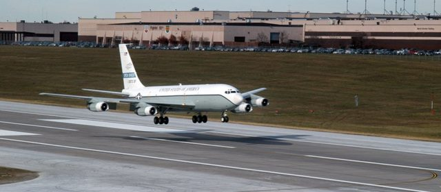 The U.S. Air Force's Treaty Planes Are Falling Apart