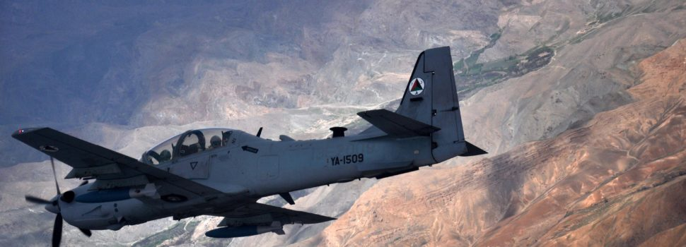 In Afghanistan, More Air Raids Mean More Civilian Deaths