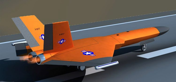 U.S. Air Force Cadets Are Building a Stealthy Drone