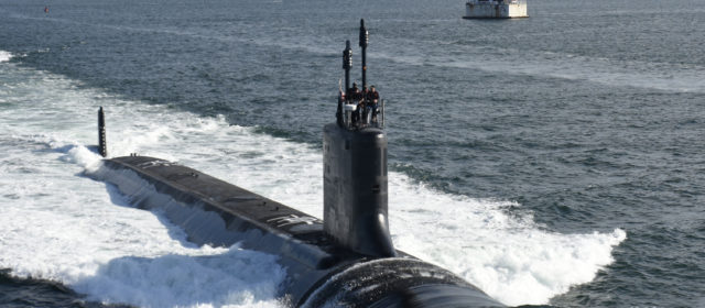 There's Nothing the U.S. Navy Can Do to Avoid a Submarine Gap