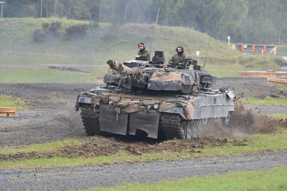 Germany's Leopard 2 Tank Was Considered One of the Best — Until It