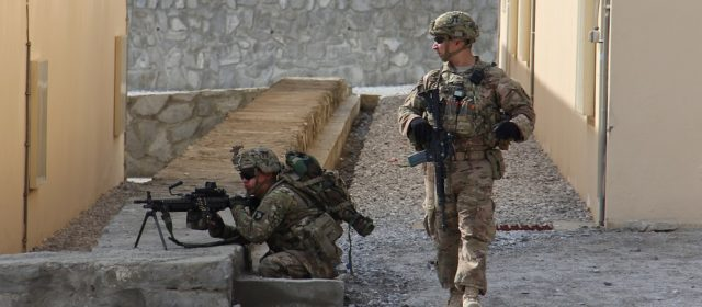 Coalition stops assessing who controls parts of Afghanistan, watchdog says
