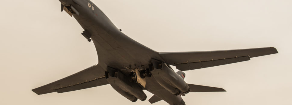 The U.S. Air Force's Strange Love for the B-21 Bomber
