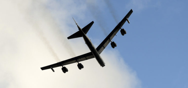 U.S. Air Force Vice Chief: America Needs More Bombers