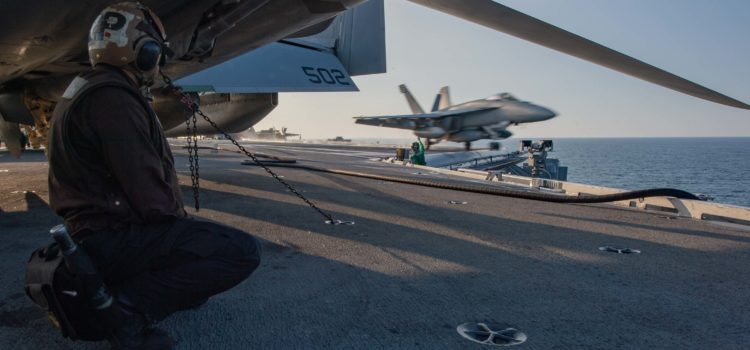 The U.S. Navy's Carrier Air Wings Lack Range