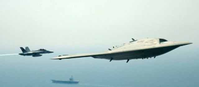 The Navy's Killer Drone Totally Has a Mind of Its Own