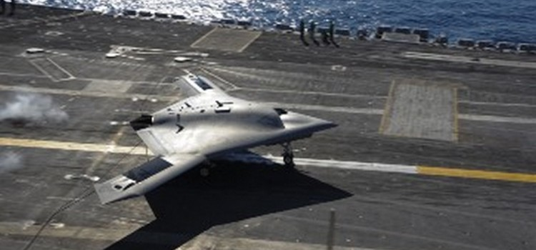 Killer Drone Testing Aboard Navy Flattop 'a Big Science Project'