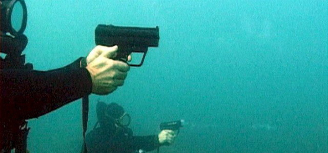Yep, the Navy Had an Underwater Revolver