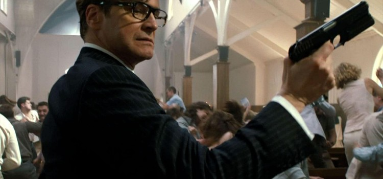 Spy-Thriller 'Kingsman' Is Bloody, Campy Fun