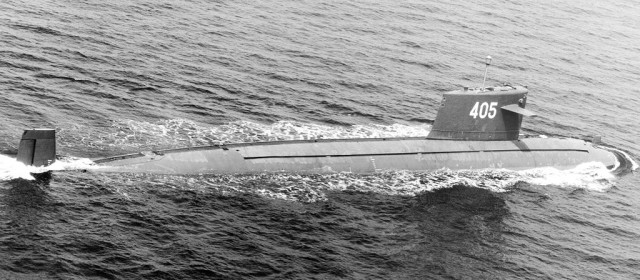 Chinese Subs Finally Get a Shot at American Carriers