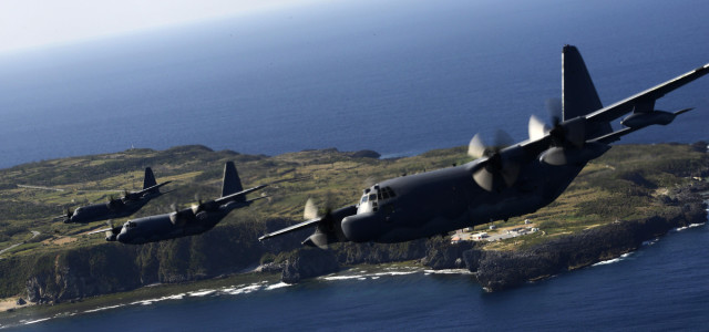 The U.S. Air Force Thought About Bringing Back This Crazy C-130