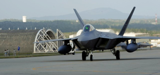 It Wouldn't Take Much to Wipe Out America's Air Bases