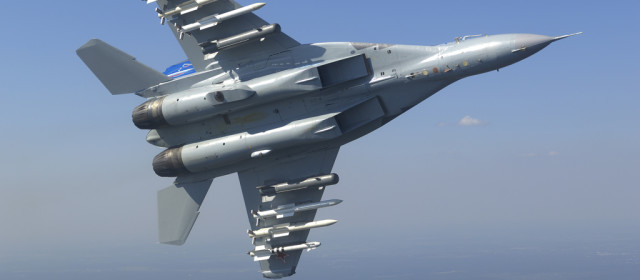The Big Thing the Russian Air Force Still Can't Do