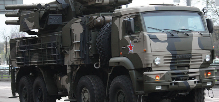 U.S. could push Russia into tit-for-tat military spending that could push them to the brink of bankruptcy