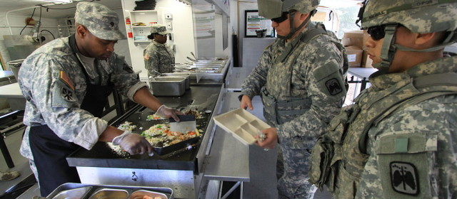 War Shaped the American Diet