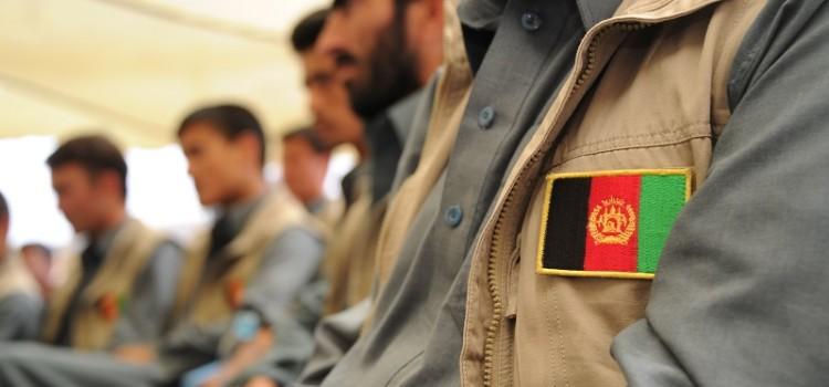 Afghan military & police forces at lowest level since 2015