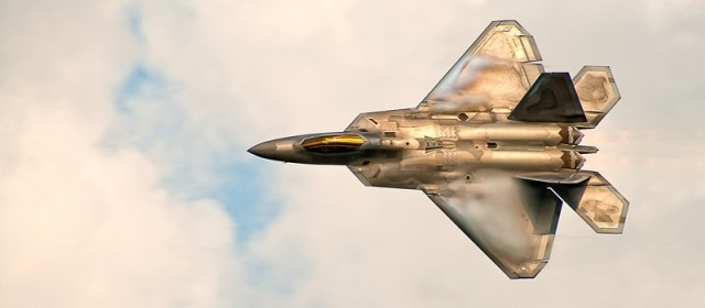 Russia Can Now Spy on the F-22 Over Syria
