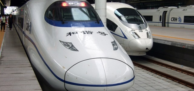 China's Army Hauls Ass on High-Speed Rail