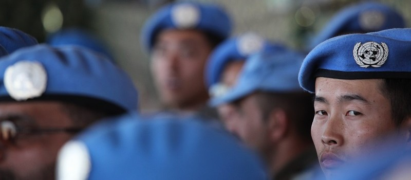 China Leads the Peacekeeping Surge