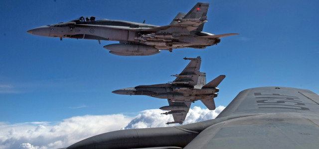 U.S. Allies Say They're Not Worried About Russian Warplanes