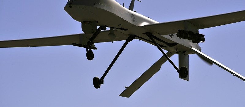 The US Air Forces Predator Drone