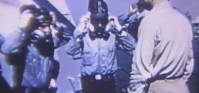 U.S. Navy Film Reveals Cold War Chemical Weapons Plans