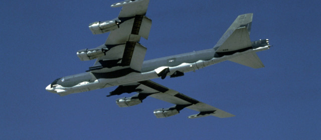 USAF testing its new hypersonic missiles on a B-52
