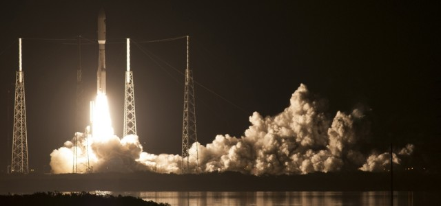 U.S. Army Lobs a Bunch of Tiny Satellites Into Orbit