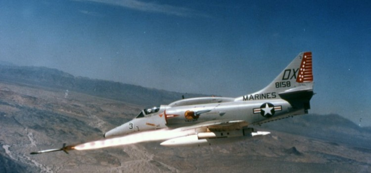 The A-4 Skyhawk Was the Navy's Best Little Bomber | War Is