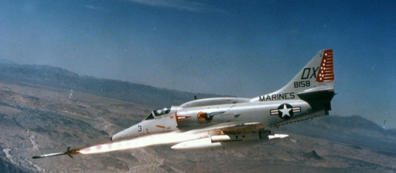 The A-4 Skyhawk Was the Navy's Best Little Bomber